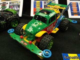 Benetton Monster Beetle
