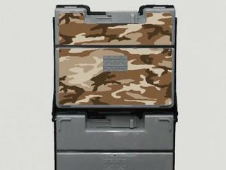 プレサイスファクチリー ピットBOXドレスアップステッカー