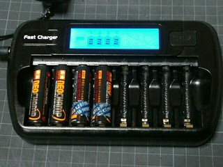 Fast Charger(8本タイプ)