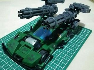 27式重武装ブロッケン