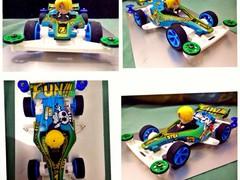 strawhat racing team - sanji