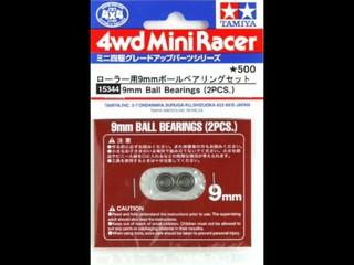 ローラー用9mmボールベアリングセット