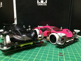 ウチのスーパーカー(≧∇≦)
