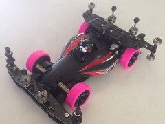 My first mini 4WD in 2014