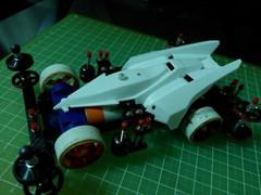 Dyna-Hawk GX  super 2 chassis