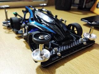 MA Avante Aero: Blue&Black