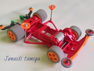 red fm chassis tune up