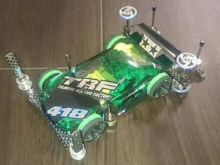 TRFワークス Jr. レーシングカー