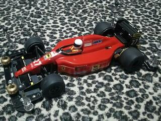 フェラーリ642(ミニF)