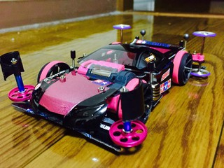 FMXX TRF-Works Jr. pink