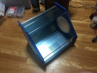 リューター作業ボックス