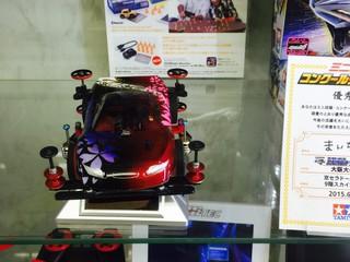 TRF  JC大阪1、2で入賞してたマシン