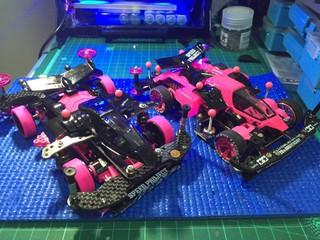 pink noise Evo 1 &2 FMXX