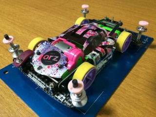 team_orz demo car