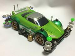 Green Lightning (スパークルージュ)