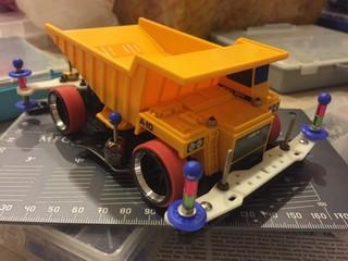 Sport Version Dump Truck