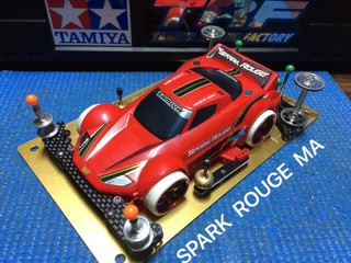 SPARK  ROUGE  MA