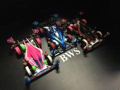 VS メイン3台  BWS