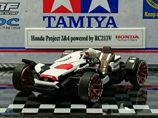 マグナムセイバー・Honda Project 2&4