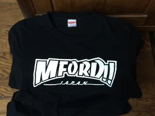 M4D Tシャツ