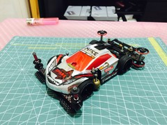 H.K Spark Team 公式車S2完成