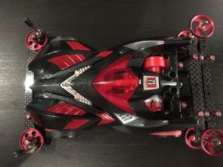 プロトセイバー EVO S2 カーボンシャーシ