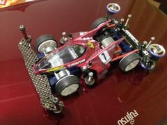 S2バンパー車