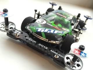 TRFワークス NASCAR仕様!