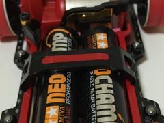 電池カバー🎱