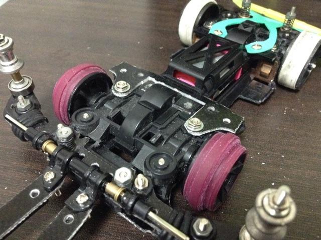 自作バッテリーカバー