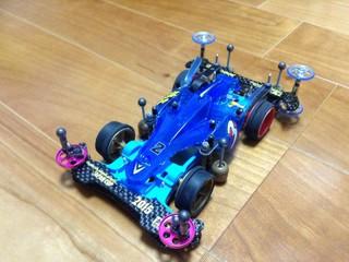 アバンテマーク2(公式車)
