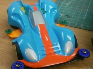 スピンアックス フォード・GT40風