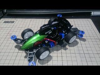 ノーマルカーチャレンジ用03 コメット