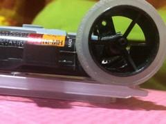大径ホイール 車高1mmMAシャーシ