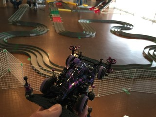 HB CAP MINI 4WD RACE
