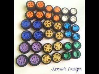 one way wheel set series