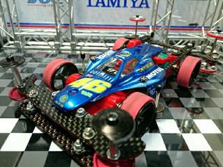 アスチュート・YAMAHA Rossi GO!!!!!!!