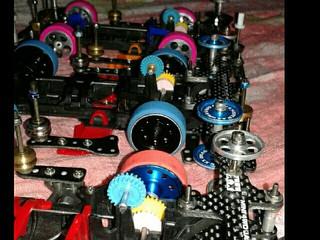 set gear 830
