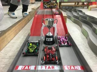 FMARフレキ  ナイトレースにて優勝‼︎