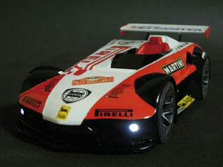 106号車 SRシングルレーサー