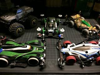 my mini4x4 Garage