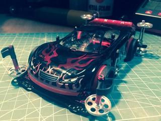 """''Carbon-SX""""TRF-Works Jr.【FMX】"""