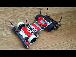 3レーン用フルカーボンVS