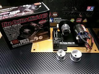 【EAGLE RACING】Tire Cutter Min4 V2