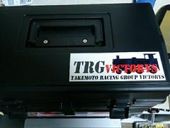 TRGロゴステッカー
