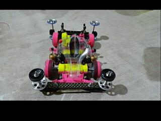 Pink VS X Aero Avate