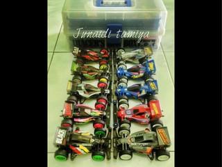 tamiya mini 4wd racing series
