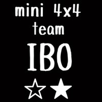 mini4x4 team IBO