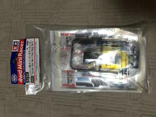 サンダーショットMK.2 クリアボディセット2