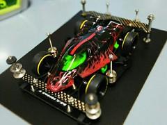 ファイヤードラゴン一応完成٩(๛˘³˘)۶